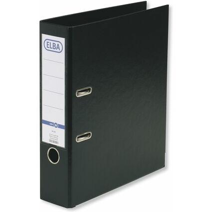ELBA Ordner rado smart Pro+, Rückenbreite: 80 mm, schwarz