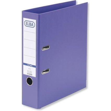 ELBA Ordner rado smart Pro+, Rückenbreite: 80 mm, violett