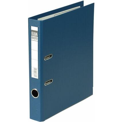 ELBA Ordner rado plast, Rückenbreite: 50 mm, blau