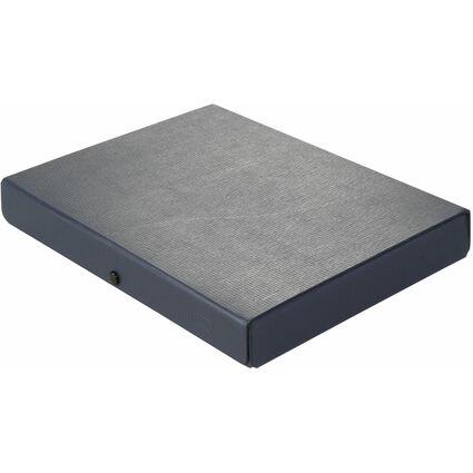 ELBA Dokumentenmappe, DIN A4, Füllhöhe: 40 mm, blau