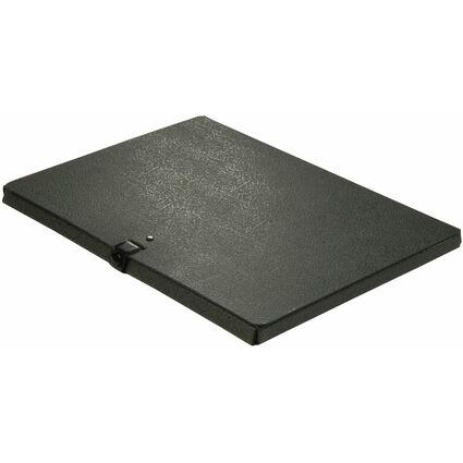 ELBA Dokumentenmappe, DIN A4, Füllhöhe: 10 mm, schwarz