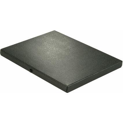 ELBA Dokumentenmappe, DIN A4, Füllhöhe: 20 mm, schwarz