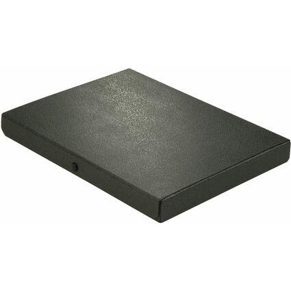 ELBA Dokumentenmappe, DIN A4, Füllhöhe: 30 mm, schwarz