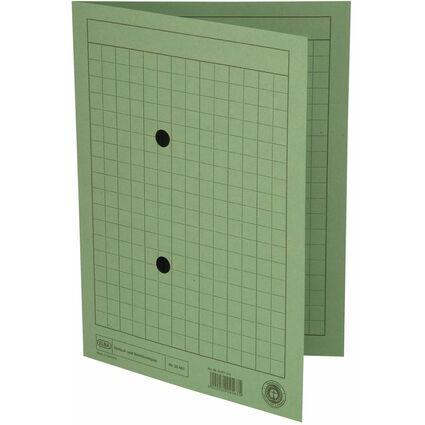 ELBA Verteiler- und Umlaufmappe, DIN A4, Manilakarton, grün