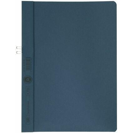 ELBA Klemmhandmappe, DIN A4, ohne Vorderdeckel, blau