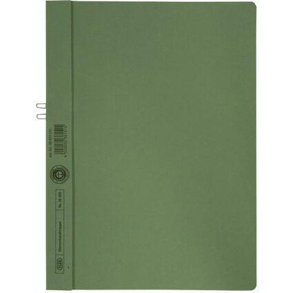 ELBA Klemmhandmappe, DIN A4, ohne Vorderdeckel, grün