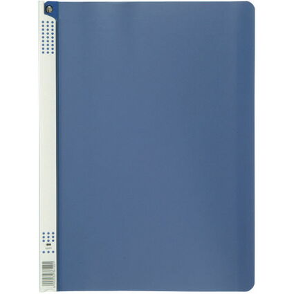 ELBA Klemm-chic A4, transparenter Vorderdeckel, blau