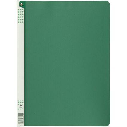 ELBA Klemm-chic, A4, transparenter Vorderdeckel, grün