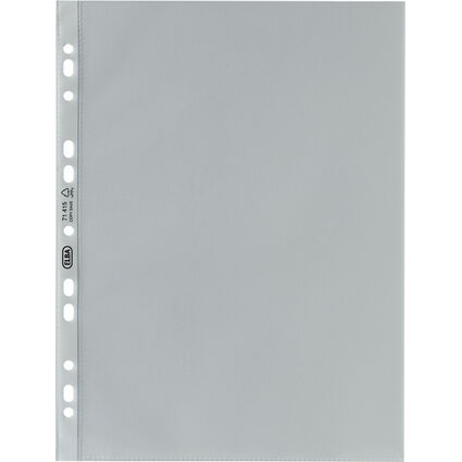 ELBA Prospekthülle Premium, DIN A4, PP, 0,12 mm, glasklar