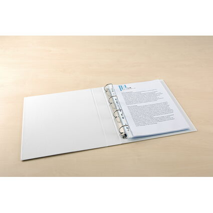 ELBA Prospekthülle Standard, DIN A4, PP, 0,09 mm, glasklar