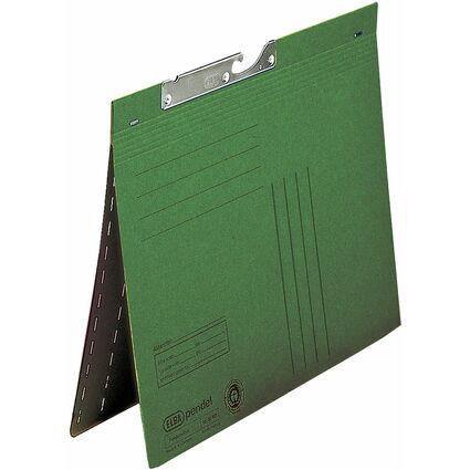 ELBA Pendelhefter, DIN A4, Manilakarton, 320 g/qm, grün