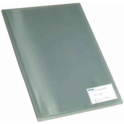 ELBA Sichtbuch HAWAI, DIN A4, 20 Hüllen, farblos-transluzent