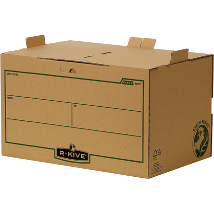 Fellowes BANKERS BOX EARTH Archiv-Container, braun