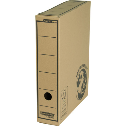 Fellowes BANKERS BOX EARTH Archiv-Schachtel Premium