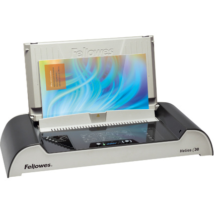 Fellowes Thermobindegerät Helios 30, anthrazit/silber