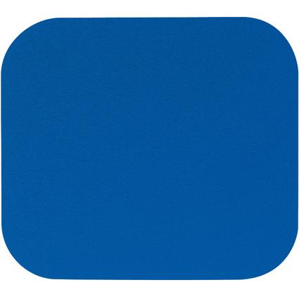 Fellowes Maus Pad Medium, aus Polyester, blau
