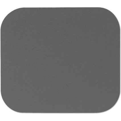 Fellowes Maus Pad Medium, aus Polyester, grau