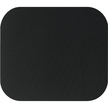Fellowes Maus Pad Medium, aus Polyester, schwarz