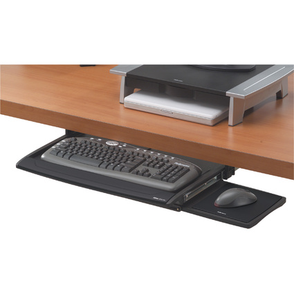 Fellowes Tastaturschublade mit Mausablage Office Suites