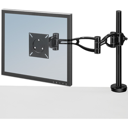 Fellowes TFT-/LCD-Monitorarm Einzeln Professional, schwarz