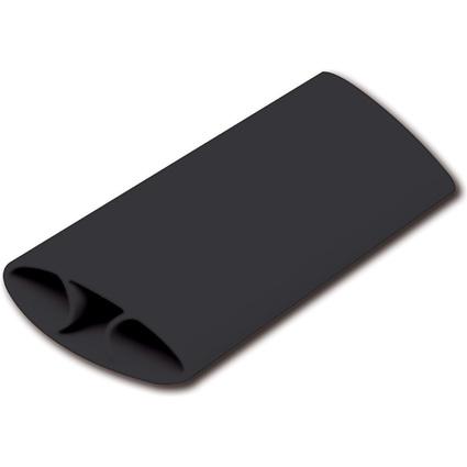Fellowes flexible Maus-Handgelenkauflage I-Spire, schwarz