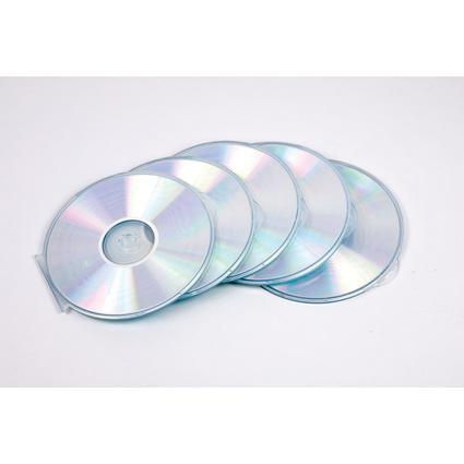 Fellowes CD-Leerhülle Slimline, Slim Case, transparent