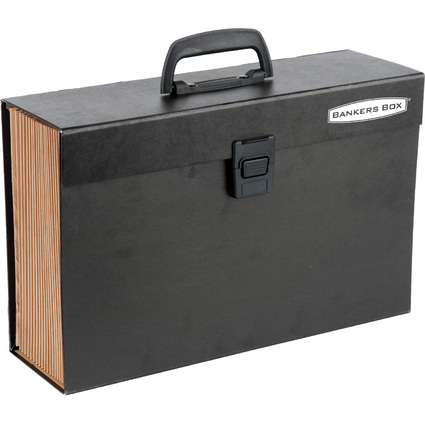 Fellowes BANKERS BOX Fächertasche Handifile, 19 Fächer