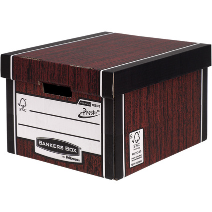 Fellowes BANKERS BOX PREMIUM Archiv-/Transportbox Standard