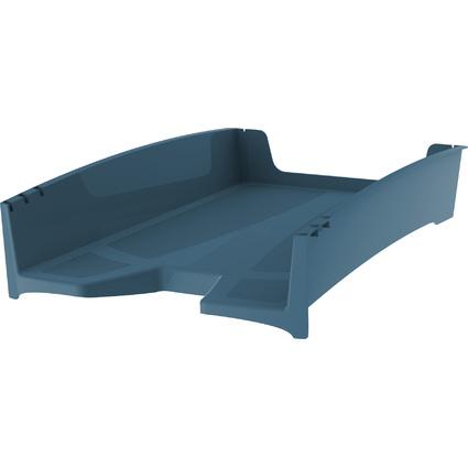Fellowes Schreibtisch-Set Green2Desk, 7-teilig, blau