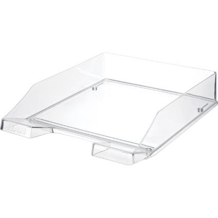 HAN Briefablage KLASSIK, A4, Polystyrol, klar-transparent