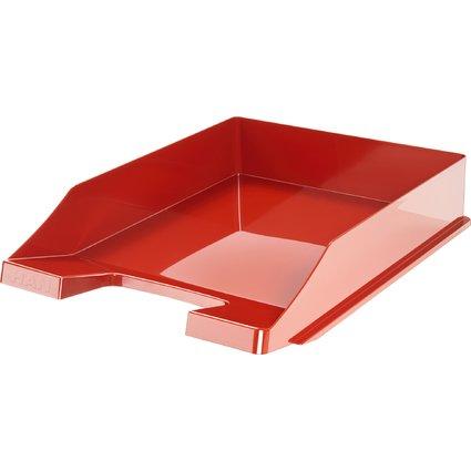 HAN Briefablage ELEGANCE, DIN A4, Polystyrol, rot