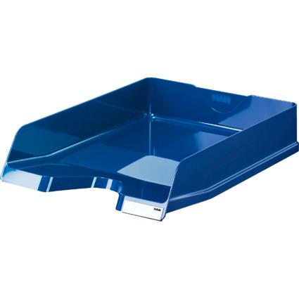 HAN Briefablage VIVA, DIN A4, Polystyrol, blau