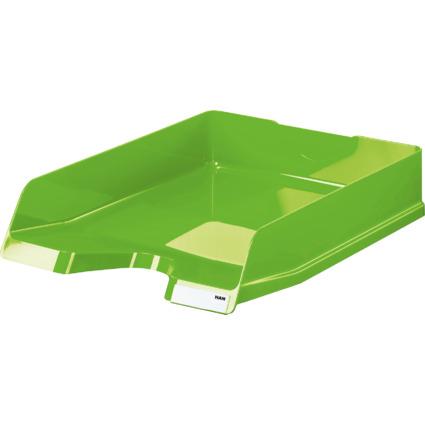 HAN Briefablage VIVA NEW COLOURS, DIN A4, Polystyrol, grün