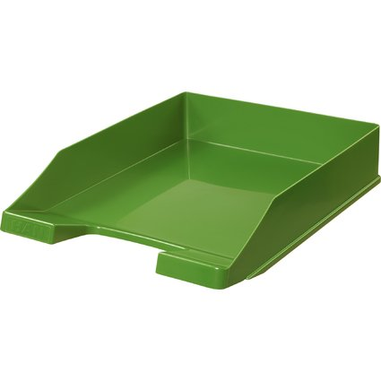 HAN Briefablage KLASSIK, DIN A4, Polystyrol, grün