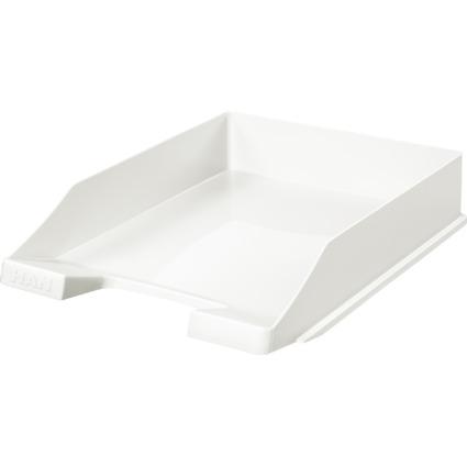 HAN Briefablage KLASSIK, DIN A4, Polystyrol, weiß