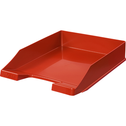 HAN Briefablage KLASSIK, DIN A4, Polystyrol, rot