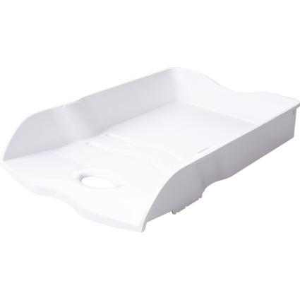 HAN Briefablage LOOP, DIN A4, Polypropylen, weiß