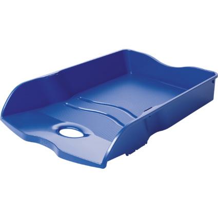HAN Briefablage LOOP, DIN A4, Polypropylen, blau
