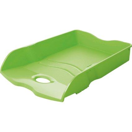 HAN Briefablage LOOP, DIN A4, Polypropylen, grün