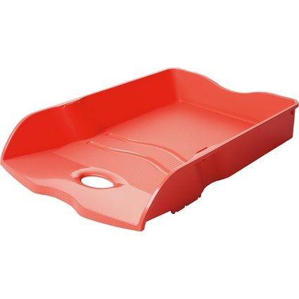 HAN Briefablage LOOP, DIN A4, Polypropylen, rot