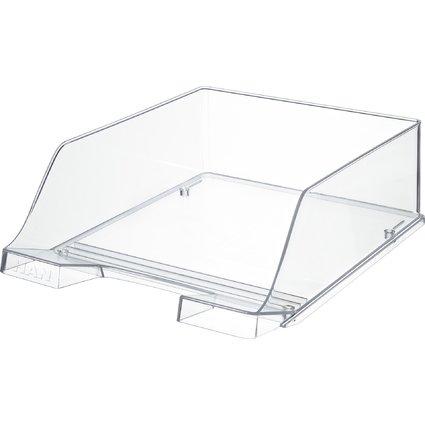 HAN Briefablage XXL, DIN A4, glasklar-transparent
