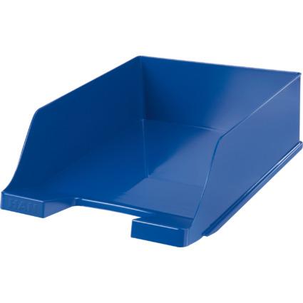 HAN Briefablage XXL, DIN A4, blau