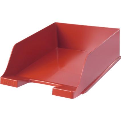 HAN Briefablage XXL, DIN A4, rot