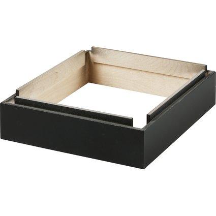 HAN Sockel für Schubladenbox CONTUR, schwarz