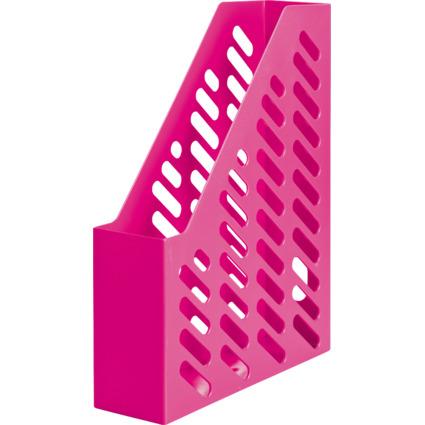 HAN Stehsammler KLASSIK Trend Colour, Kunststoff, pink