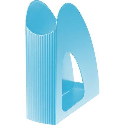 HAN Stehsammler LOOP, Kunststoff, blau, i-Colour-Farben