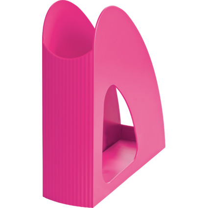 HAN Stehsammler LOOP Trend Colour, Kunststoff, pink
