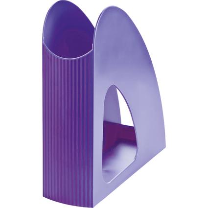 HAN Stehsammler LOOP Trend Colour, Kunststoff, lila