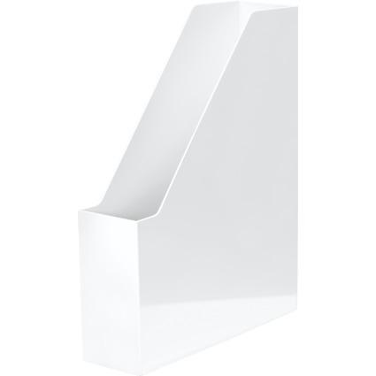 HAN Stehsammler i-Line, Kunststoff, weiß