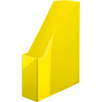 HAN Stehsammler i-Line NEW COLOURS, Kunststoff, gelb